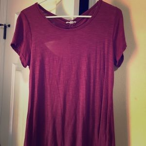 Maurice's top with super cute back!